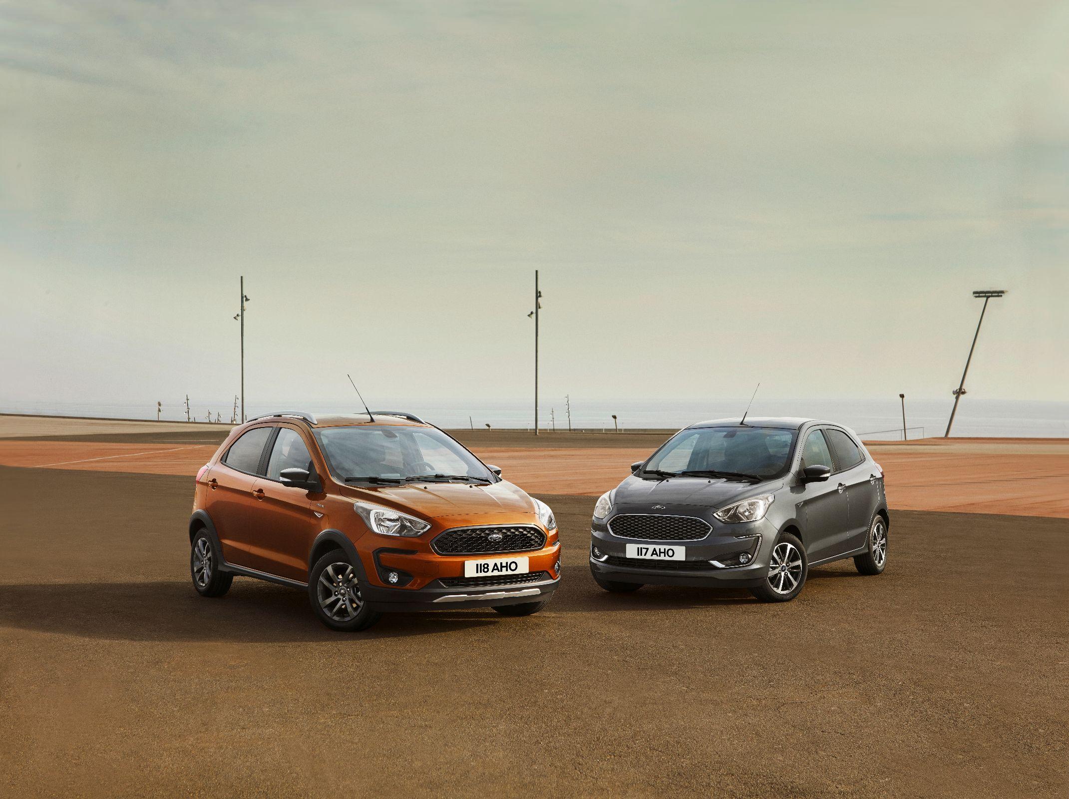 Ford ka reestilizado foi apresentado na Europa. O hatch chega ao Brasil ainda em 2018 com mais conectividade. Motorização ainda não foi confirmada.