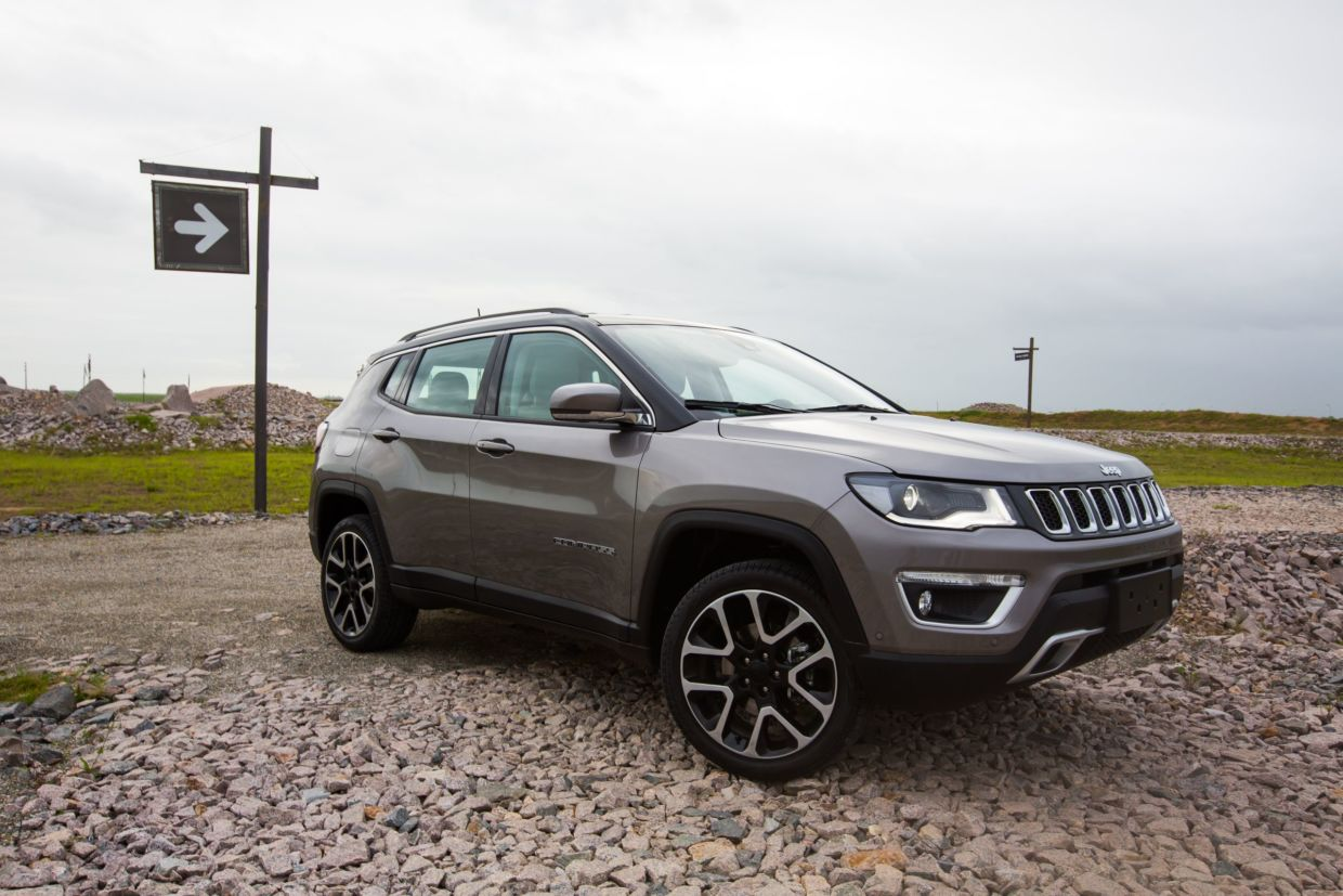 Avaliamos o Jeep Compass Limited Diesel 4x4