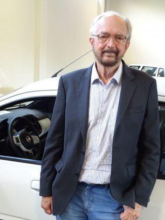Pompílio Furtado | Diretor do Instituto SENAI de Tecnologia Automotiva