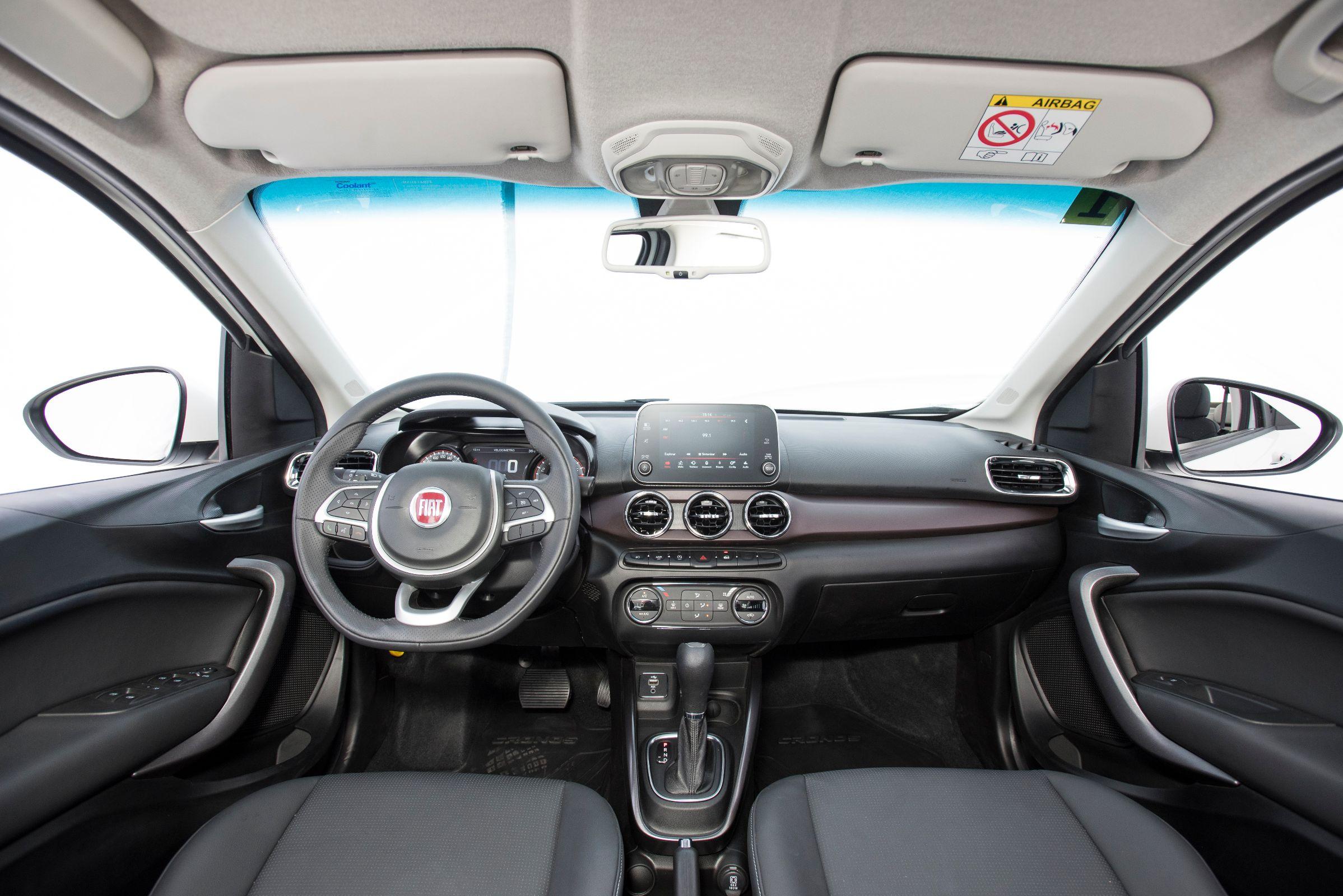 Fiat Cronos parte de