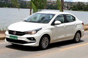 Agora é oficial: Fiat Cronos parte de R$ 53.990