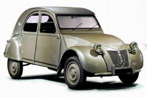 [De carro por aí] O setentão Citroën 2CV