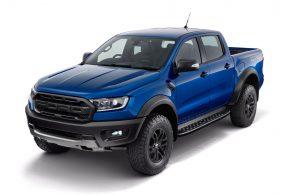 Ranger Raptor é versão selvagem da picape da Ford