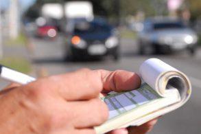 Nove multas que você está sujeito a tomar – e nem sabe!
