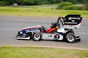 S09: o carro mais rápido da Fórmula SAE