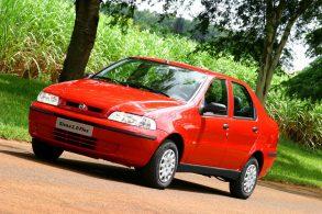 Os carros mais vendidos no Brasil em 2002