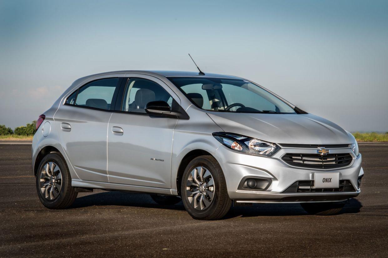 Chevrolet Onix: 188.654 unidades vendidas