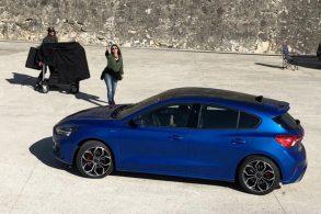 Novo Ford Focus é flagrado em Portugal