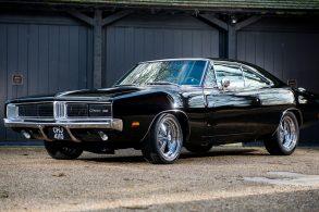 Dodge Charger 1969 dos famosos será leiloado