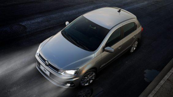 Volkswagen Gol: 73.919 unidades vendidas