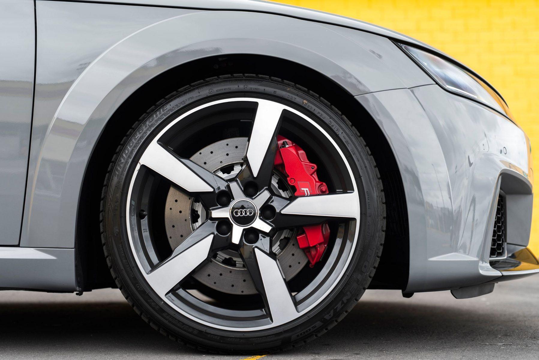 roda Audi TT RS 2018
