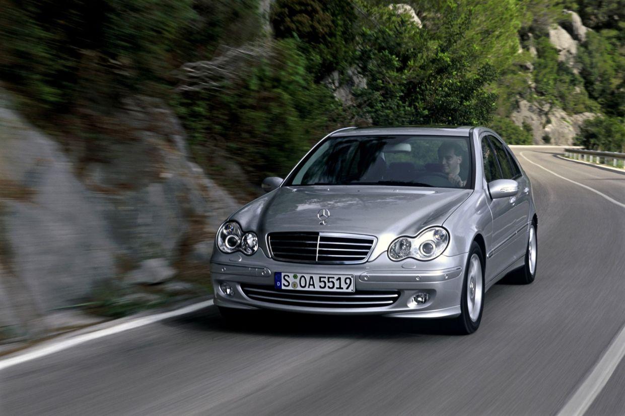 Mercedes-Benz Classe C W203