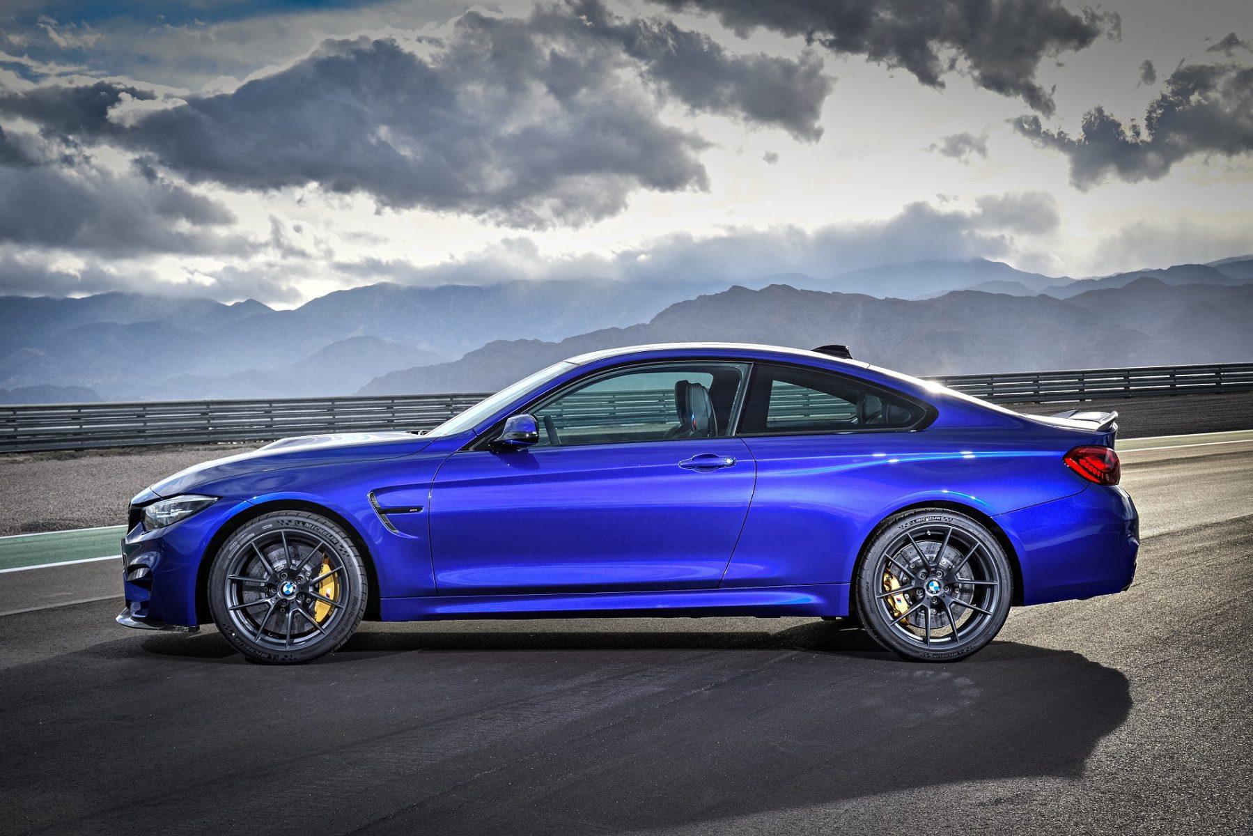 Marca anunciou que apenas seis unidades da versão esportiva BMW M4 CS será vendida no Brasil - veículo é o M4 mais potente para as ruas.