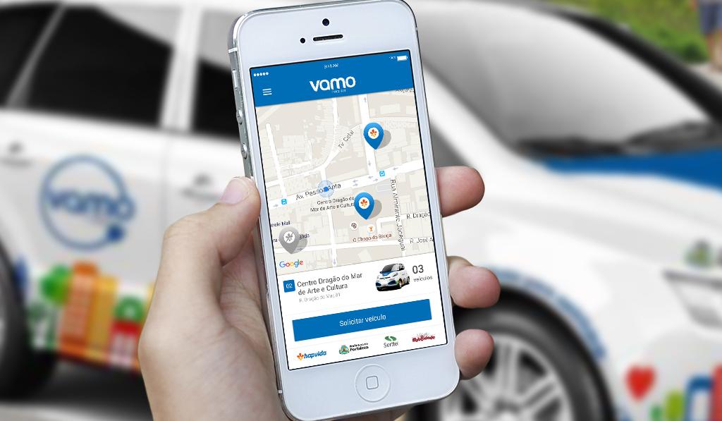 Aplicativos de compartilhamento de carros chegam aos grandes centros urbanos brasileiros. Alternativa promete ajudar o bolso dos motoristas com bastante comodidade.