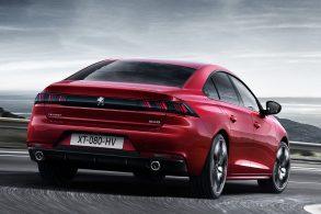 Peugeot 508 é revelado antes do previsto