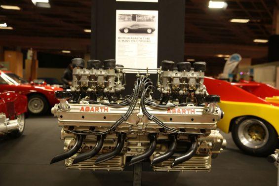 V12 Abarth: 610 cv
