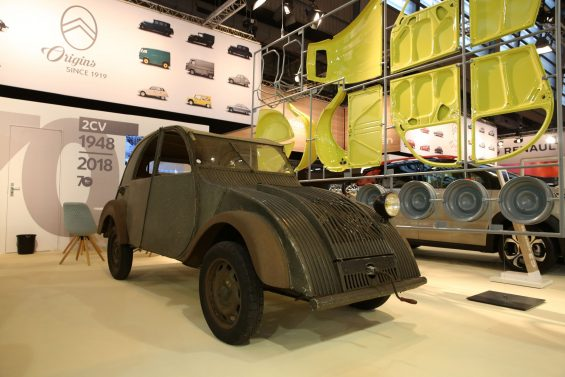 Protótipo Citroën 2CV