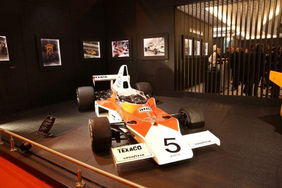 McLaren M23 de Emerson Fittipaldi