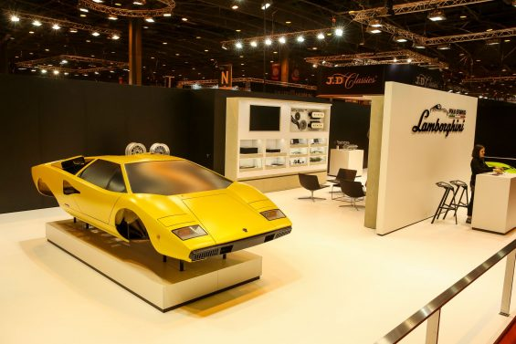 Lamborghini Countach LP400 1976
