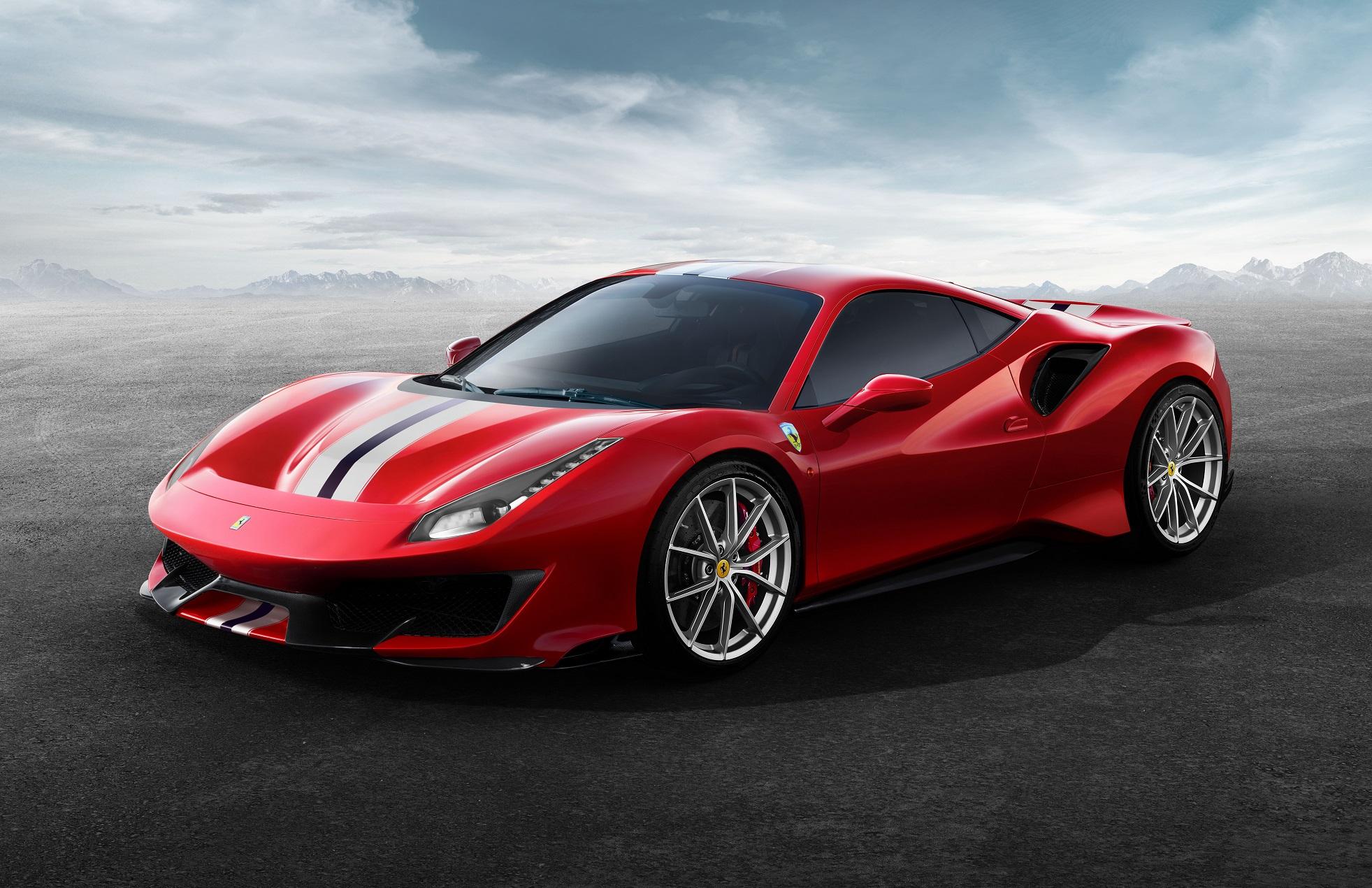 ferrari 488 pista: Conheça os esportivos do Salão do Automóvel de São Paulo, que conta com as maiores fabricantes da categoria como Ferrari, Maserati e Lamborghini.