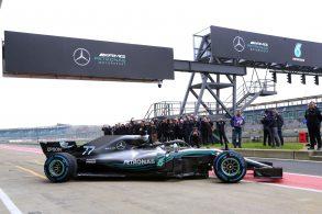 Ferrari, McLaren e Mercedes apresentam carros para a Fórmula 1 2018