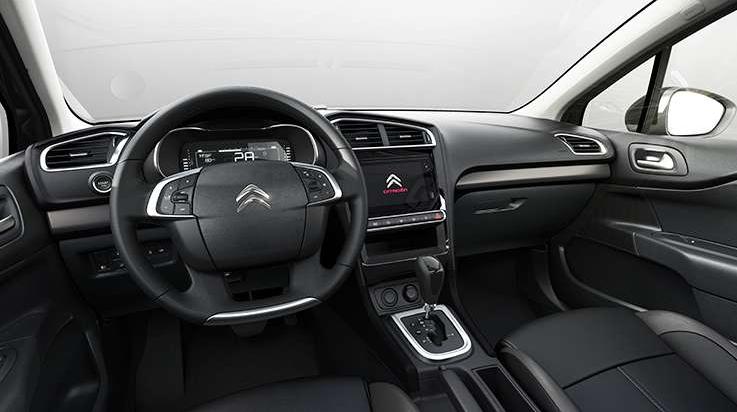Reestilização do sedã Citroën C4 Lounge mantém motorização anterior, ganha central multimídia e painel digital. Três volumes francês chega às ruas em abril.