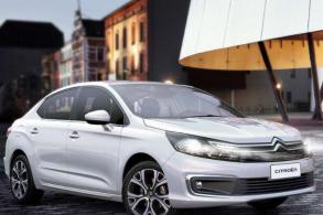 Citroën C4 Lounge 2019 chega em abril