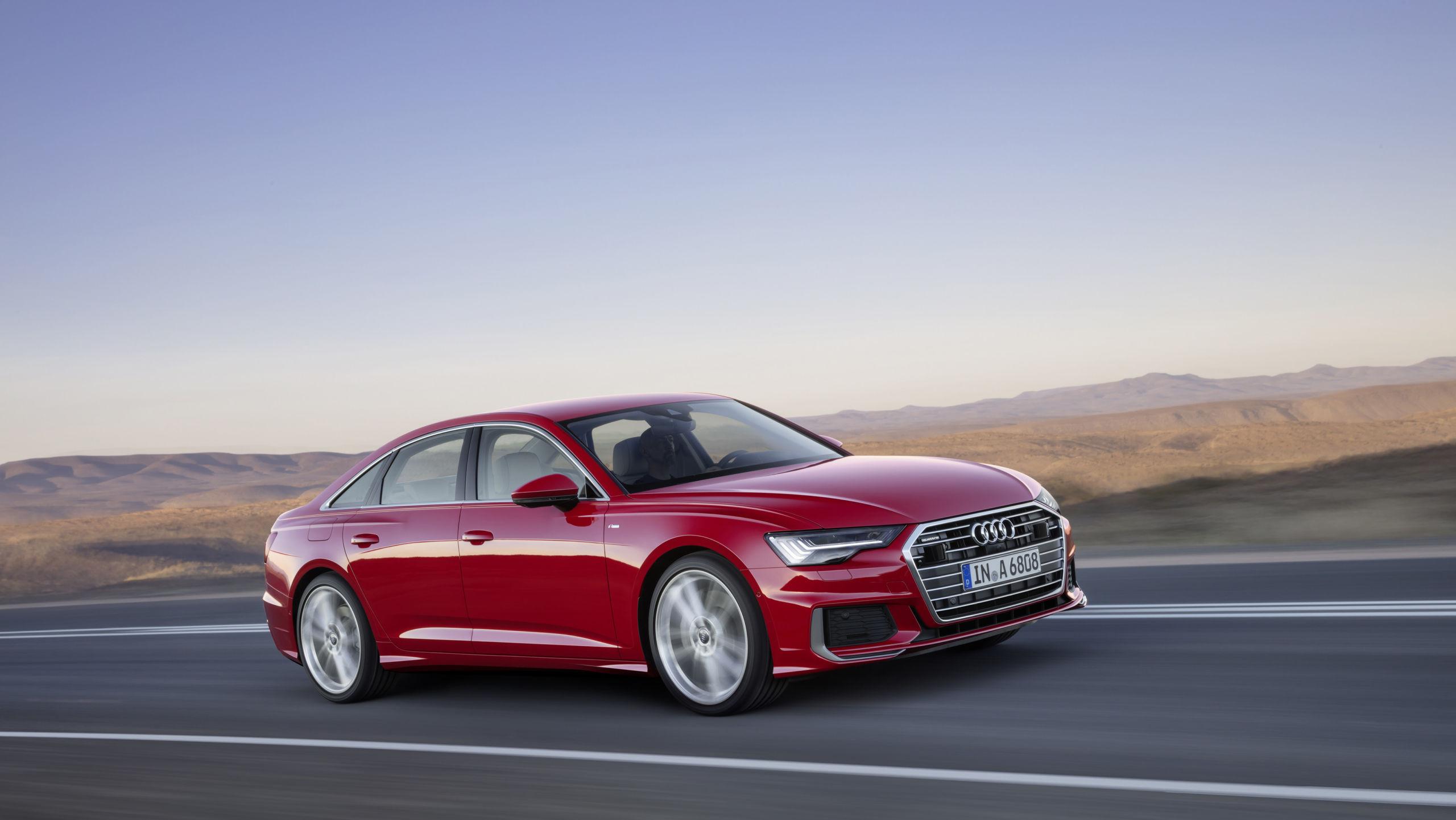 Detalhes Do Novo Audi A6 2019 Sao Revelados