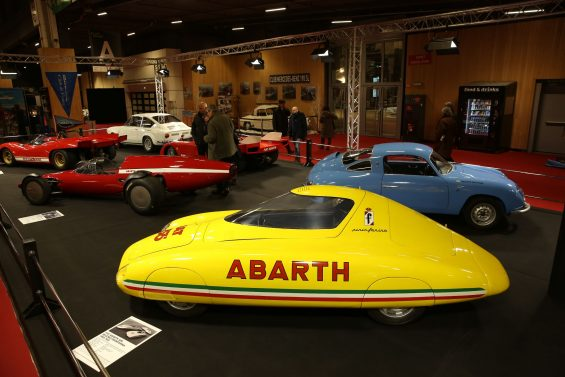 collection abarth 3