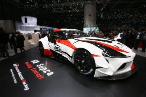 Toyota ressuscita o esportivo Supra em Genebra