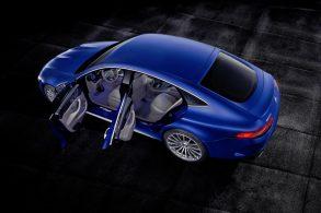 Mercedes lança AMG GT de quatro portas em Genebra