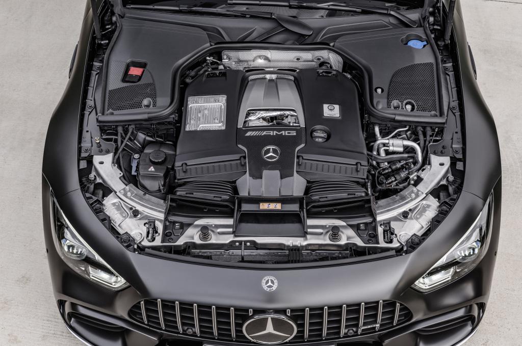 (Mercedes-AMG/Divulgação)