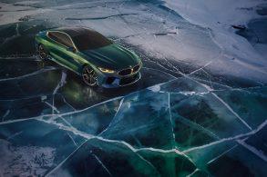 Conceito do BMW M8 Gran Coupe é apresentado em Genebra