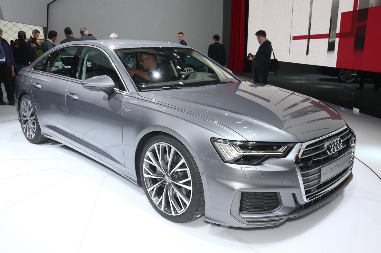 Nova geração do Audi A6 em Genebra