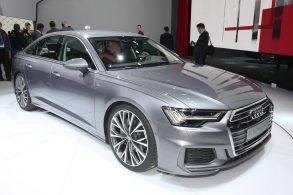 Novo A6 é apresentado em Genebra