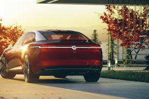Volkswagen promete produção do conceito Vizzion para 2020