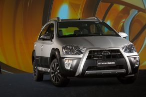 Descanse em paz: Toyota deixa de produzir o Etios Cross