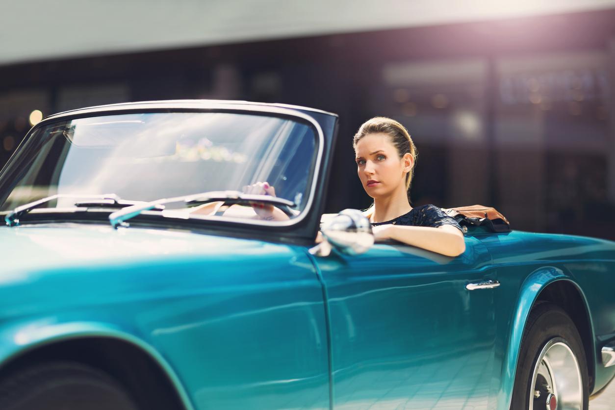 mulheres dirigem mal