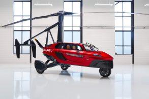 PAL-V: carro voador será vendido em 2019