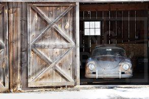 Raro Porsche fabricado em 1957 vai a leilão