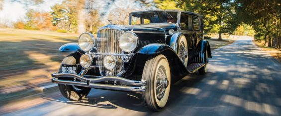 DuesembergModel J Imperial Cabriolet 1930