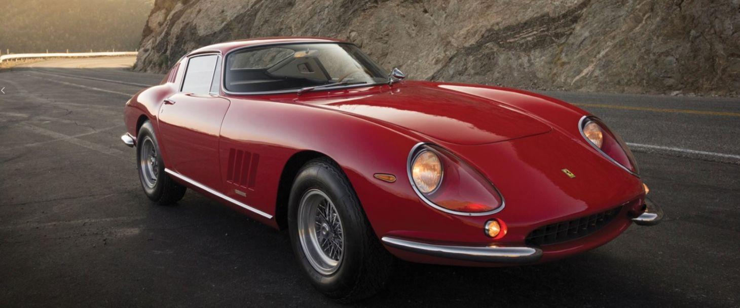 Ferrari 275 GTB Scaglietti 1966