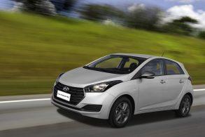 Hyundai lança série especial do HB20 em homenagem a Copa
