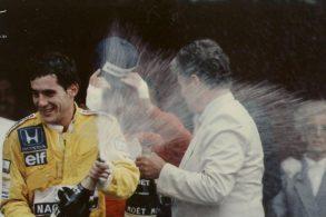 Macacão de Senna vai a leilão 31 anos depois de sua 1º vitória em Mônaco