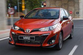 Yaris terá motor 1.5; vendas começam em junho