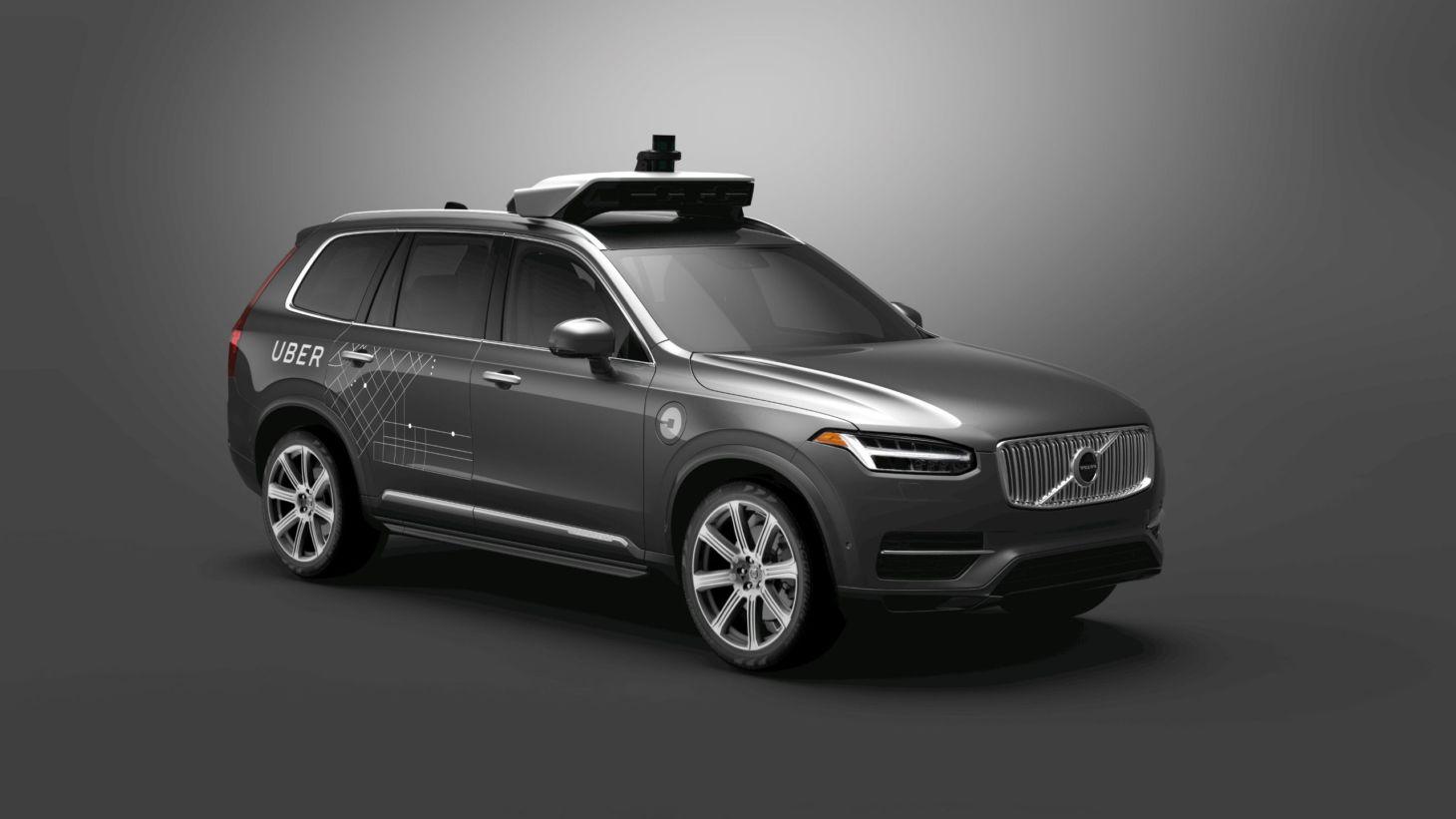 Carro autônomo da Uber pode ser inocente em atropelamento