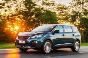 [Ouviu na rádio?] Peugeot 5008: um 3008 esticado!
