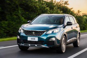 Peugeot lança 5008 no Brasil a partir de R$ 157.490