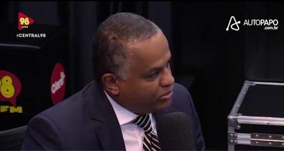 promotor do Ministério Público de Minas Gerais Paulo Márcio explica sobre ressarcimento das cobranças feita pelo DPVAT
