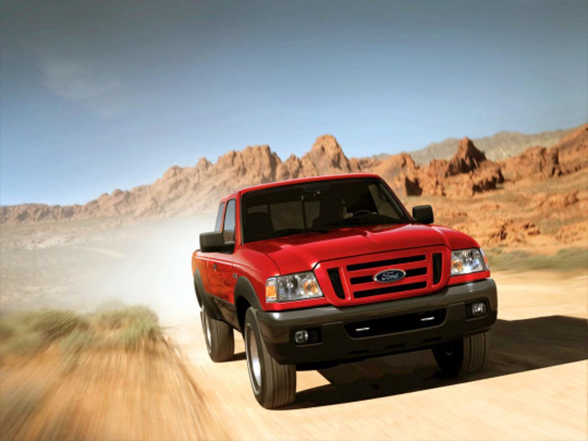 A Ford convocou os proprietários das picapes Ranger 2005, 2006, 2007, 2008, 2009, 2010, 2011 e 2012 para recall dos airbags Takata.
